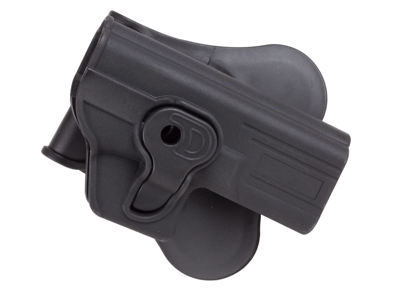 Strike Systems Paddle Polymer Holster For G17 G19 23