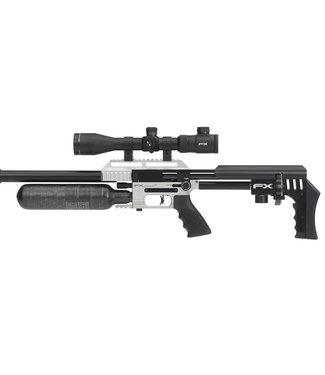 FX Airguns FX Impact X MKII .22 Cal - 600mm - Silver