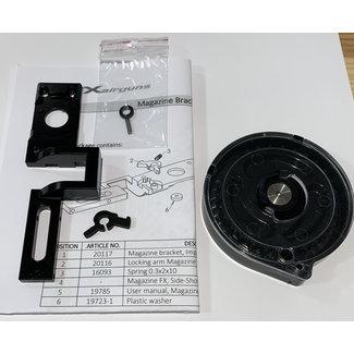 FX Airguns Conversion Kit for Impact Side Shot Mag .25 Cal