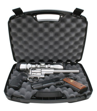 MTM Case-Gard Two Pistol Plastic Gun Case