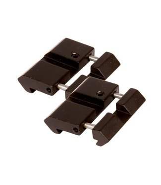 UTG 11mm to Picatinny Rail Adapter - 2pc