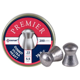 Crosman Premier Ultra Heavy .22 Cal, 19.0gr