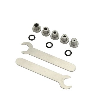 AirForce AirForce Ring-Loc Valve Pin Cap Kit for Condor