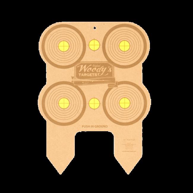 Woody's Targets Woody's Multi-Target 2-Pack