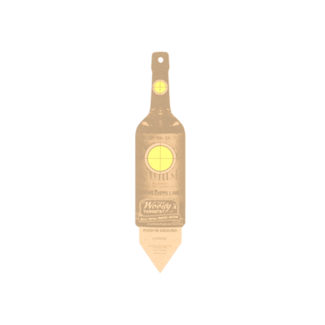 Woody's Targets Woody's Bottle Targets 6-Pack