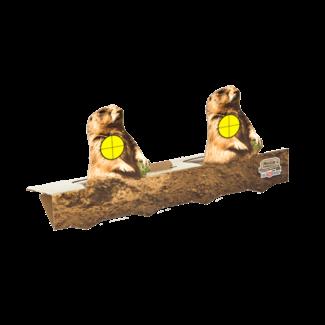 Woody's Targets Fold'N'Shoot Prairie Dog Target