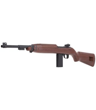 Springfield Armory Copy of Springfield Armory M1 Carbine Blowback CO2 .177cal BB Rifle - Faux Wood Stock