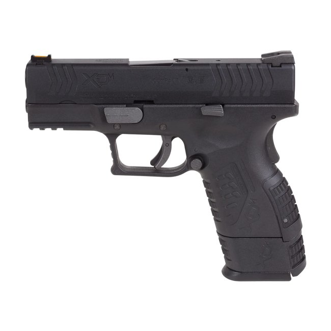 "Springfield Armory XDM 3.8"" CO2 Blowback - Black"