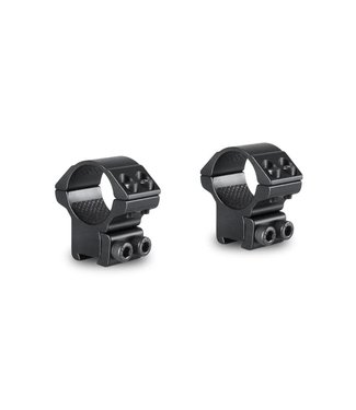 "Hawke Hawke 1"" Medium 2 Piece Match Mount"