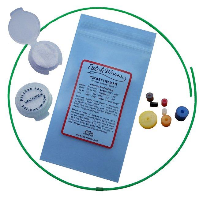 PatchWorm Pocket Field Kit