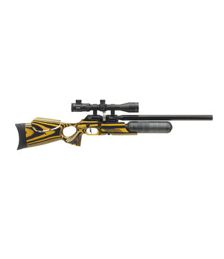 FX Airguns FX Crown .22 Cal - Yellow Laminate