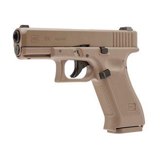 Glock 19X CO2 Blowback - Tan