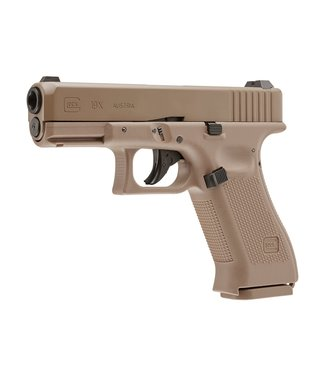 Glock Glock 19X CO2 Blowback - Tan