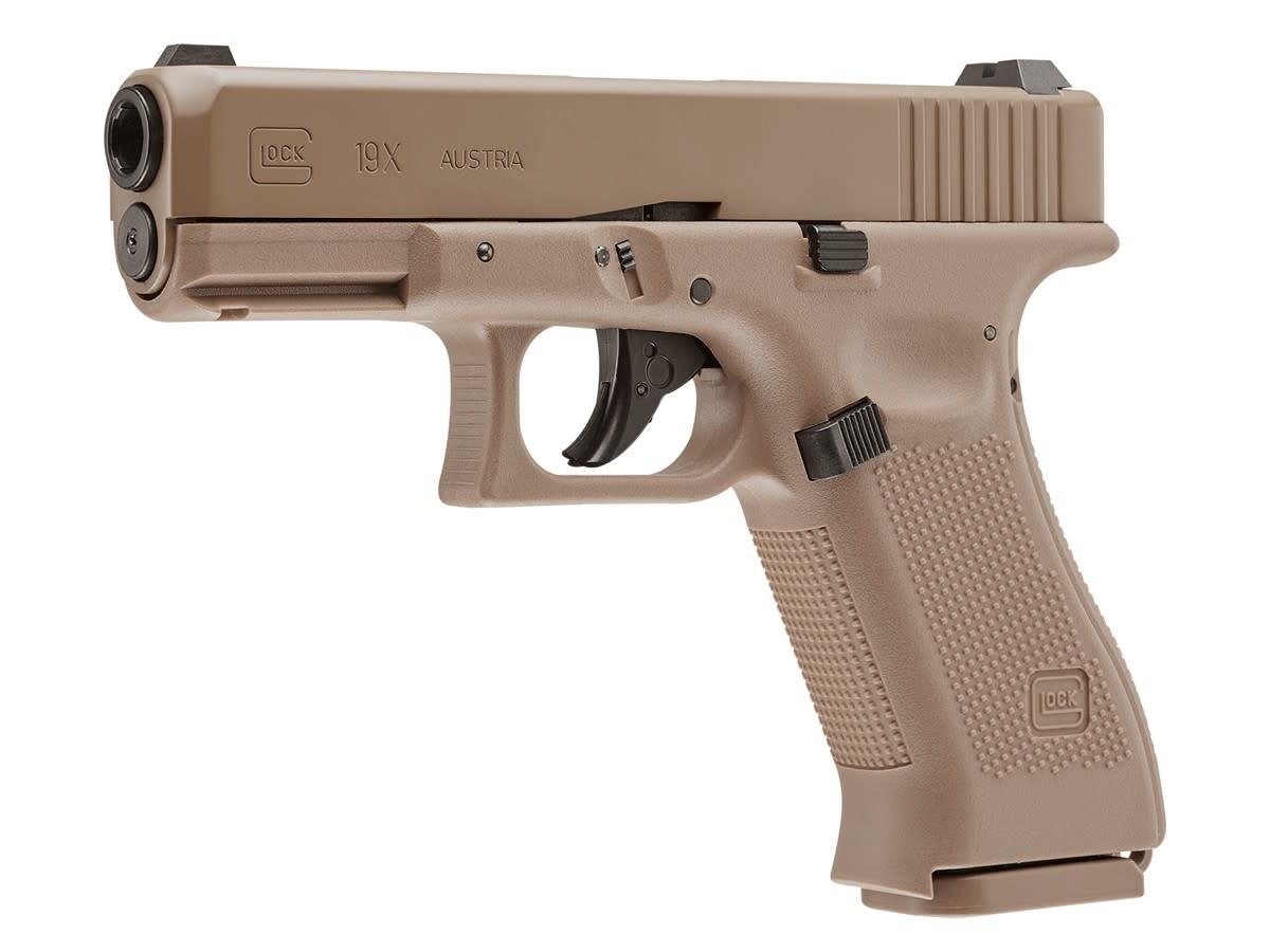 Glock 19x Co2 Blowback Tan Airgun Source Canada