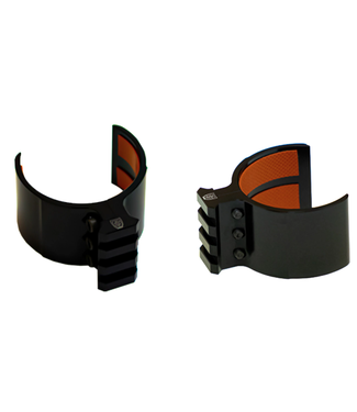 Saber Tactical Bottle Clamp Rail Adapter