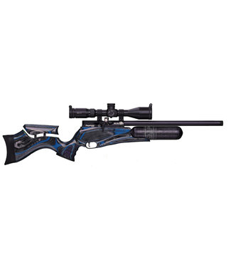 Daystate Red Wolf Midnight HP .22 Cal - 50ft/lbs - Blue Laminate