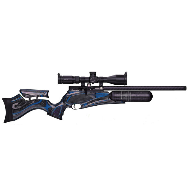 Daystate Daystate Red Wolf Midnight HP .22 Cal - 65ft/lbs - Blue Laminate