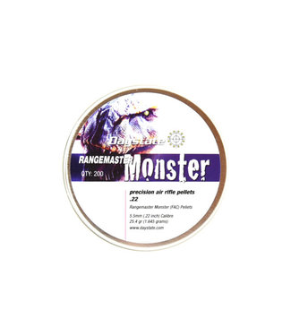 Daystate Rangemaster Monster .22 Cal - 25.4gr