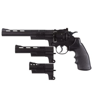 Crosman Crosman Triple Threat Revolver Kit
