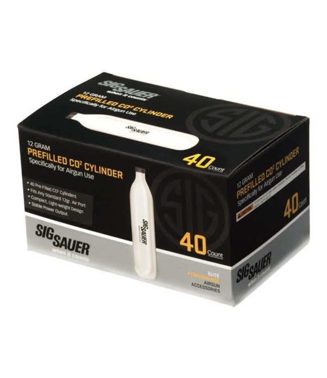 Sig Sauer Copy of Sig Sauer 12g CO2 - 25ct