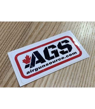 AGS AirgunSource Sticker