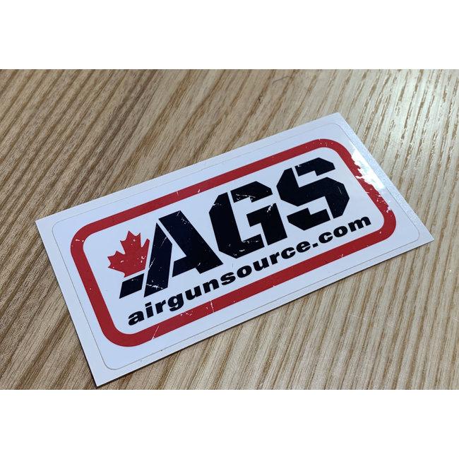 AGS AirgunSource Sticker
