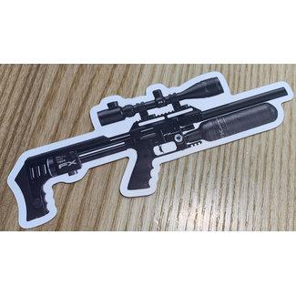Impact Sticker