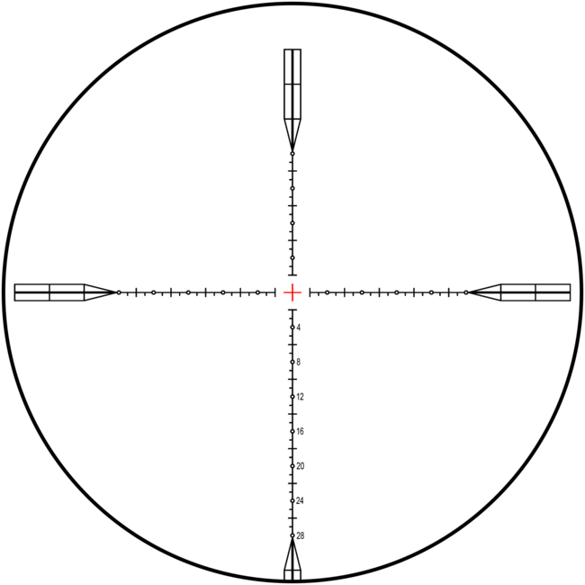 Element Optics Element Nexus 5-20x50 FFP