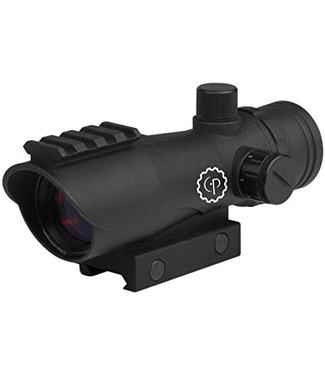 Center Point Red Dot Battle Sight 1x30mm