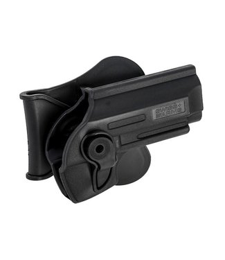 Poly Paddle Holster - Fits Various Beretta M92 Air Pistols