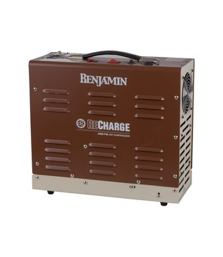 Benjamin Benjamin Recharge HPA Compressor, 4500 PSI, 110V