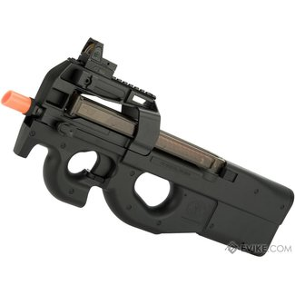 FN Herstal FN Herstal Licensed P90 Full Size Metal Gearbox Airsoft AEG