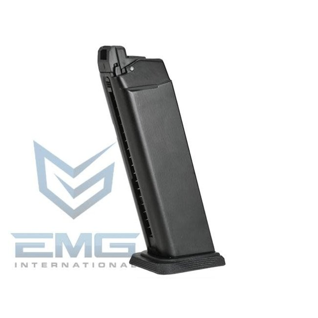 EMG EMG Magazine for BLU & GLOCK Series Gas Airsoft Pistol - CO2/25rds