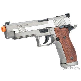 Sig Sauer Sig Sauer X-Five CO2 Blowback Airsoft Pistol - Stainless Colour