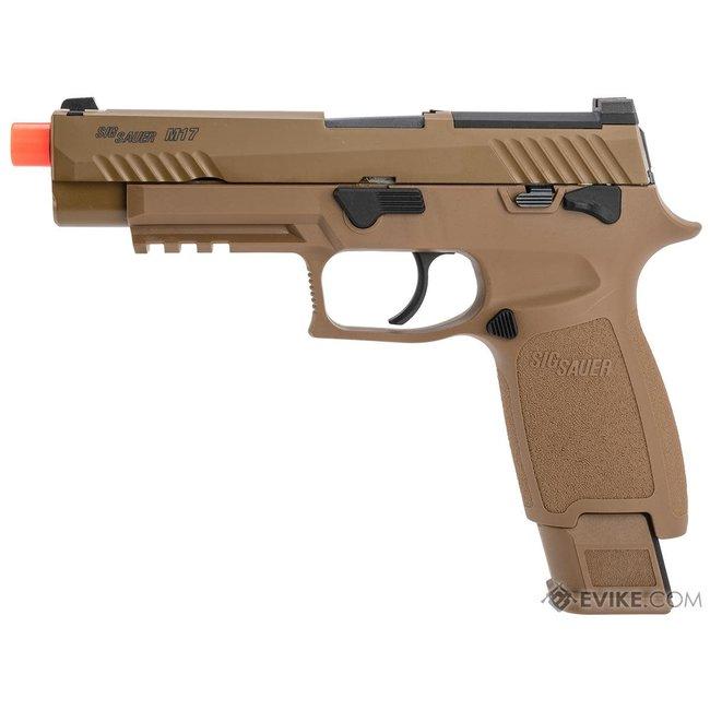 Sig Sauer Sig Sauer ProForce P320 M17 MHS Airsoft GBB Pistol