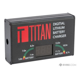 Titan Titan Power Digital Charger for LiPo AEG Batteries