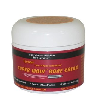Lyman Super Moly Bore Cream - 3oz