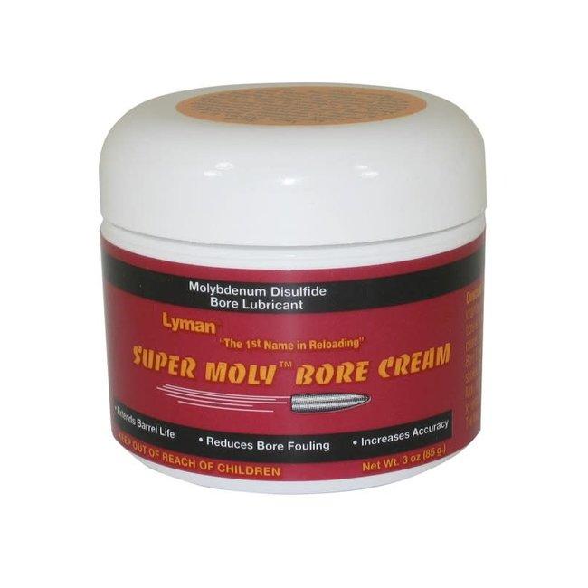 Lyman Super Moly Bore Cream - 3oz