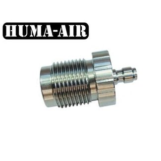 Huma-Air DIN300 Adapter to Male Quick-Disconnect