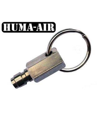 Huma-Air Stainless Steel Male Test Plug