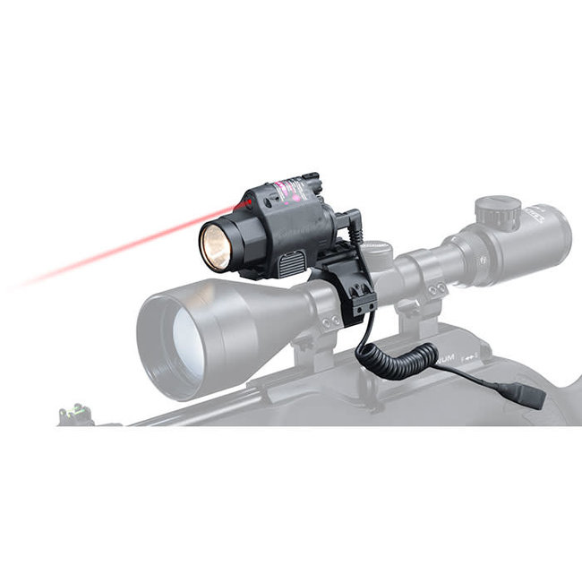 Walther Walther FLR 650 HP Laser Sight & Flashlight