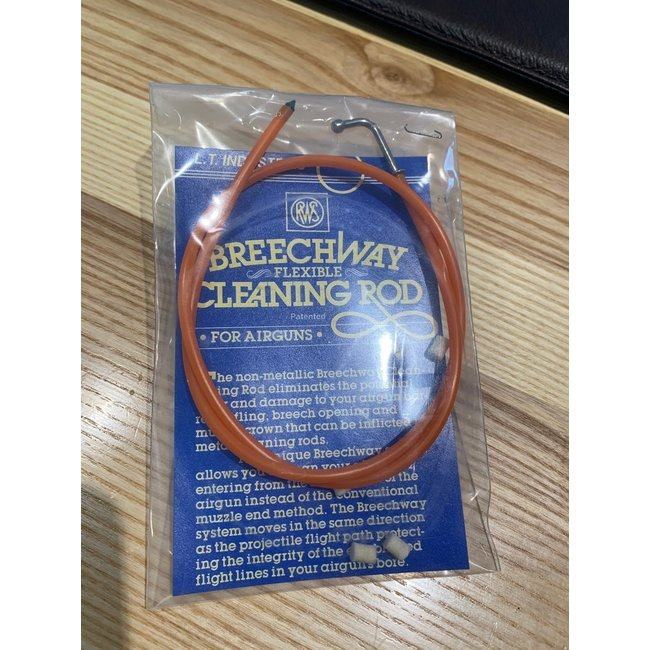 RWS RWS Flexible Cleaning Rod & Patches