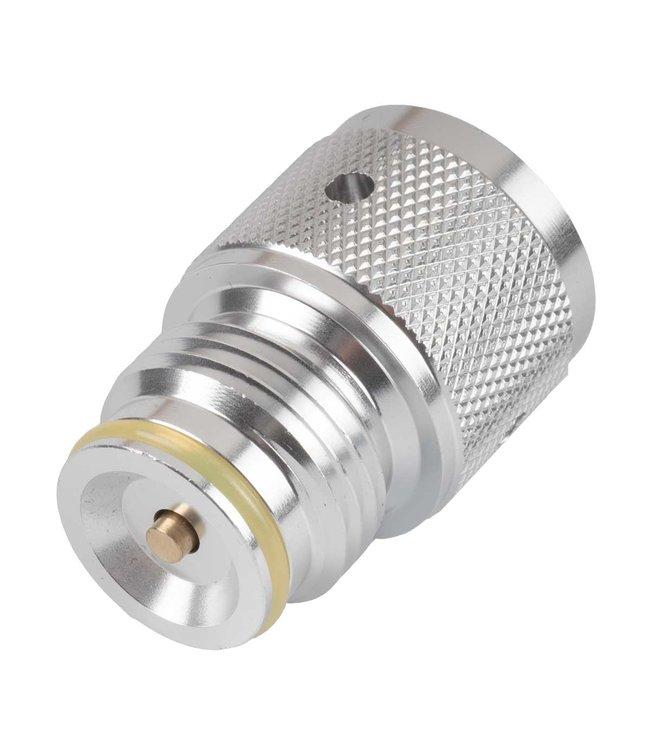 88g CO2 to Paintball Gun Adaptor