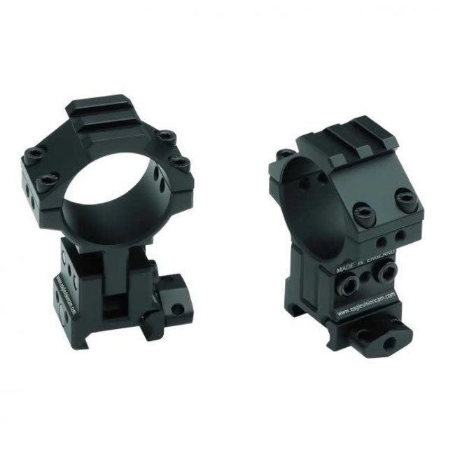 Eagle Vision Infinity Elevation Adjustable Scope Mount 34mm - Picatinny IPS-34