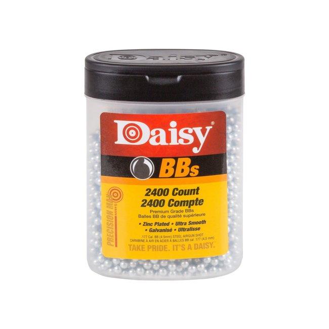 Daisy Premium Steel BBs .177 Cal - 2400ct