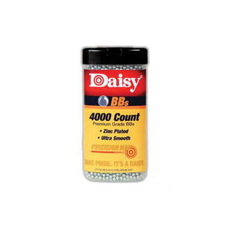 Daisy Premium Steel BBs .177 Cal - 4000ct