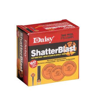 Daisy ShatterBlast Clay Targets - 60ct