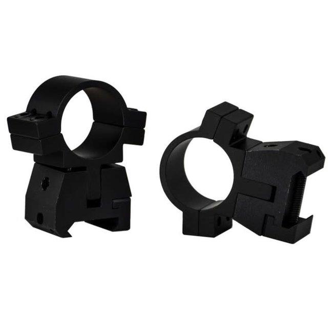 FX Airguns FX No-Limit Mounts - 30mm Picatinny