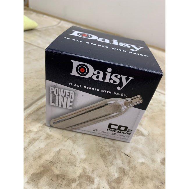 Daisy Powerline 12g CO2 - 25ct