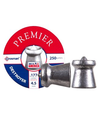 Crosman Crosman Destroyer .177 Cal, 7.4gr - 250ct